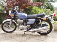 Stunning all original 1973 Suzuki GT550K ONLY 6200miles