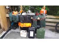 Stihl ms 362 chainsaw bundle