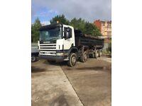 Scania 2004 54 8x4 tipper