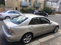 LEXUS IS200 ( automatic) price: £800 ( STRICTLY NO OFFER)