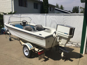 1978 Vanguardwith55hp Chrysler outboard