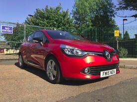 2015 Renault Clio 1.5 TD ENERGY Dynamique MediaNav 5dr DIESEL INSTRUCTOR CAR PEDALS