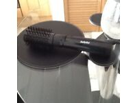 Babyliss Hot air curling brush