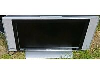 "PHILLIPS 19"" LCD TV TELEVISION free delivery"