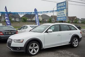 2013 Audi A4 allroad 2.0T Premium ACCIDENT FREE | ONE OWNER