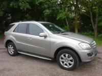 Mercedes-Benz ML320 3.0TD CDI 7 G-Tronic SE 2006