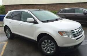 2010 Ford Edge SEL AWD ~ 3.5L V6 ~ 5 Minute Approval ~ $137 B/W