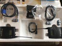 *NEW* Sennheiser EW100 Wireless Microphone System CH38 UK Legal