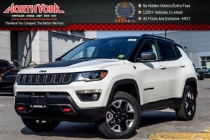 2017 Jeep Compass New Car Trailhawk|4x4|Pop.Eqt.,CldWthr,Pkgs|Na