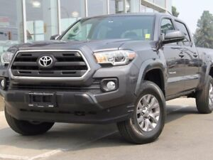 2016 Toyota Tacoma SR5 4x4 Double Cab 140.6 in. WB