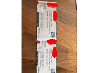2 X KENDALL CALLING TICKETS - FULL WEEKEND CAMPING