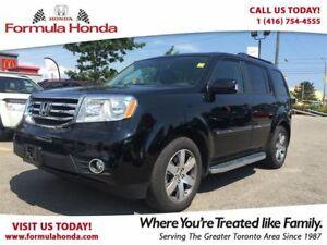 2015 Honda Pilot TOURING | TOP OF LINE | LOW KM!