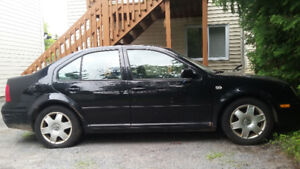 2001 Volkswagen VW Jetta GLX V6 - Manual - Must sell this week!