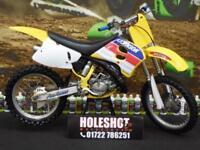 Suzuki RM 125 1994 SUPER EVO MOTOCROSS BIKE