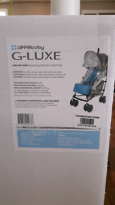 UPPAbaby G-Luxe Stroller (new in box)