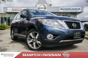 2014 Nissan Pathfinder Platinum *DVD|NAVI|360 CAM*