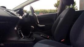 2011 Ford Fiesta 1.25 Edge (82) Manual Petrol Hatchback