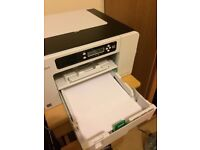 Ricoh Sublimation Printer with Sublimation Paper
