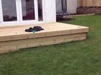 Fencing turfing and decking specialists