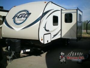 2017 EverGreen RV I-Go Cloud Series C215RBK