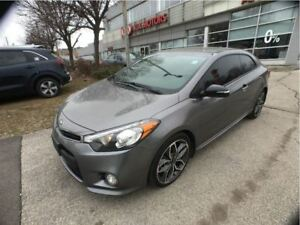 2014 Kia Forte Koup SX LUX COUP / NAVIGATION/LEATHER