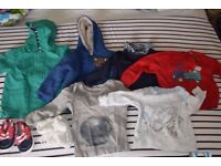 Baby boy clothes - 6-9 months
