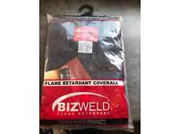 Overalls coveralls fire retardant tools