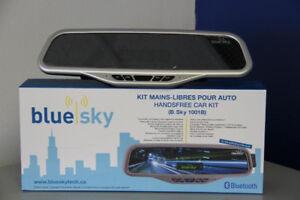 Kit mains-libres Bluetooth pour auto