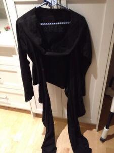 Chandail de portage à manches longues Chimparoo Versatile noir