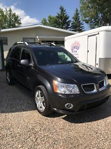 2009 Pontiac Torrent GXP ALL WHEEL DRIVE