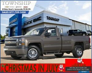 2014 Chevrolet Silverado 1500 Work Truck - 4WD - $13/Day! - 5.3L