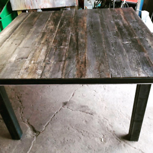 New custom tables collection