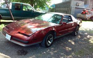 1989 firebird LOW Kms