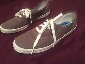 Grey KEDS sneakers size 9