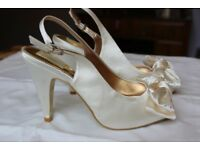 NEXT Occasion-brand wedding shoe - Size 6 1/2