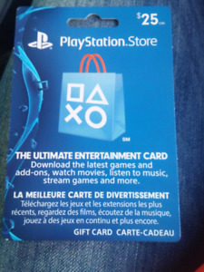PS4 Gift Card