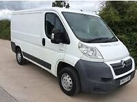 Peugeot Boxer Wanted or similar sized Van