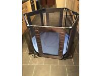 Lindam 3 in 1 Playpen, Room Divider and Baby Safety Gate