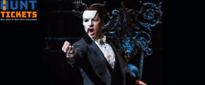 Get the play tickets for Phantom Of The Opera.