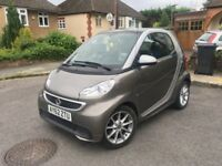 Smart Fortwo 0.8 CDI 2013, 19,000 Miles, FULL Mercedes Service History, HPI Clear