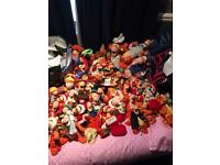 Huge tigger teddy bundle