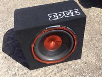 """Edge 12"""" sub amp"""