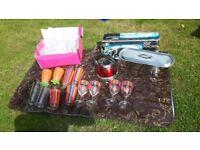 Camping/picnic gear