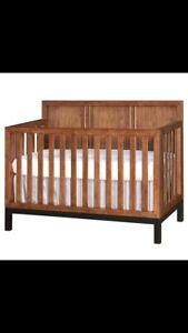 Beautiful Convertible Crib and Dresser!