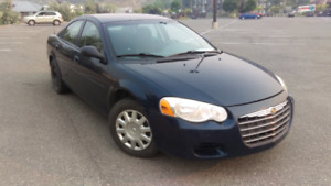 2006 CHRYSLER SEBRING_157000KM_LOW KM_EXCELLENT CONDITION
