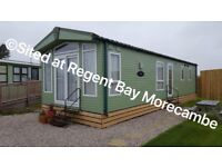 CARAVAN ACCOMADATION FOR CONTRACT WORKERS AT HEYSHAM