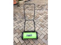 Challenge push along cylinder mower
