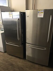 Used appliances stainless