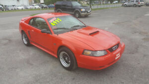 FORD MUSTANG  *** CLEAN LOW MILES *** CERTIFIED $4995