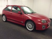 MG ZR 1.4 Red 3dr 83,000 miles